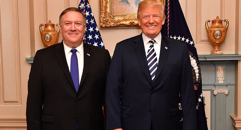 BUSTED: Trump administration documents prove Mike Pompeo shouldn't speak at RNC Convention speech
