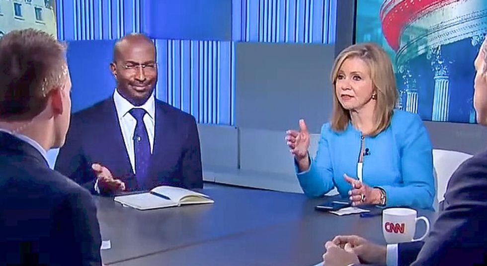 'Don't do it': Van Jones' reaction is priceless after GOP rep. blames ACORN for Trump's 'voter fraud' panel