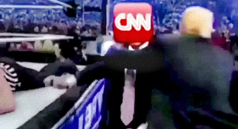 Trump got hoax CNN bodyslam video from guy who literally goes by name 'a**hole': report