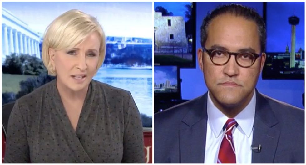 MSNBC's Mika clashes with GOP lawmaker over Suleimani assassination