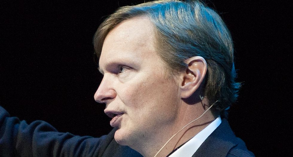Here's our Twitter Loser of the Month: Political 'strategerist' Jim Messina
