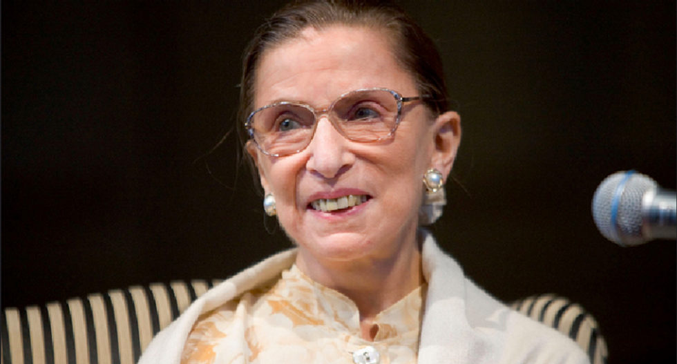 Justice Ruth Bader Ginsburg undergoes surgery to remove cancerous growth in lung: report