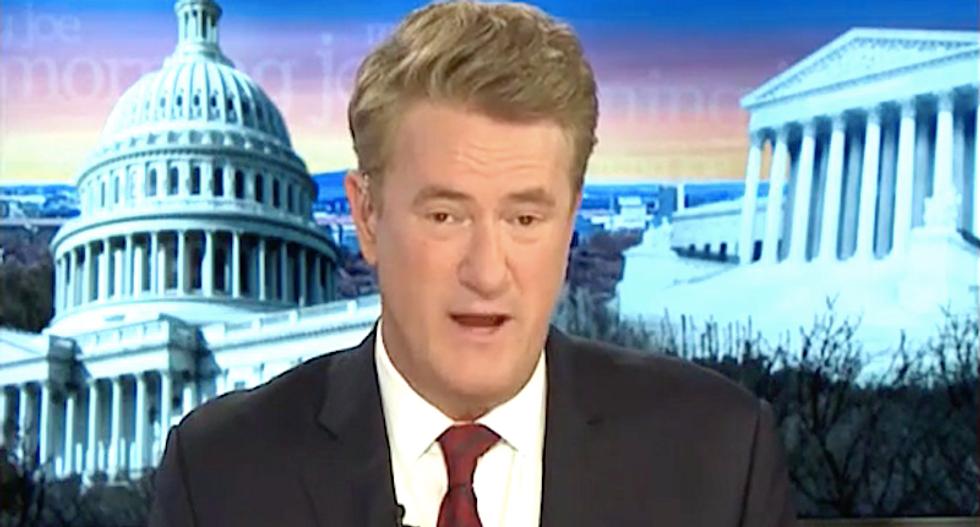 MSNBC's Morning Joe rains hell on Trump for overreacting to Iran