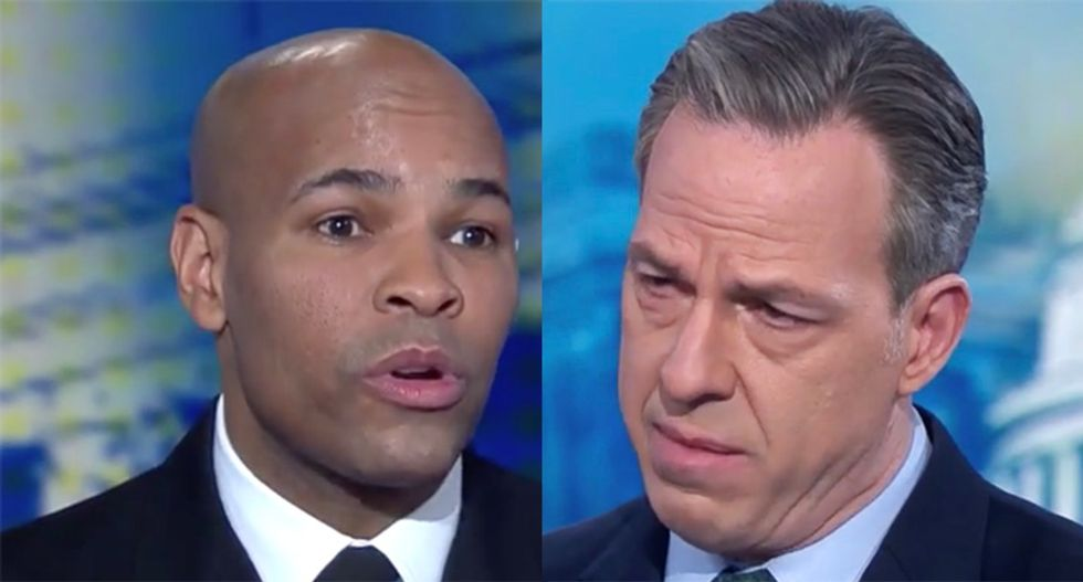 Trump's surgeon general grilled by CNN's Tapper about persistent White House coronavirus lies