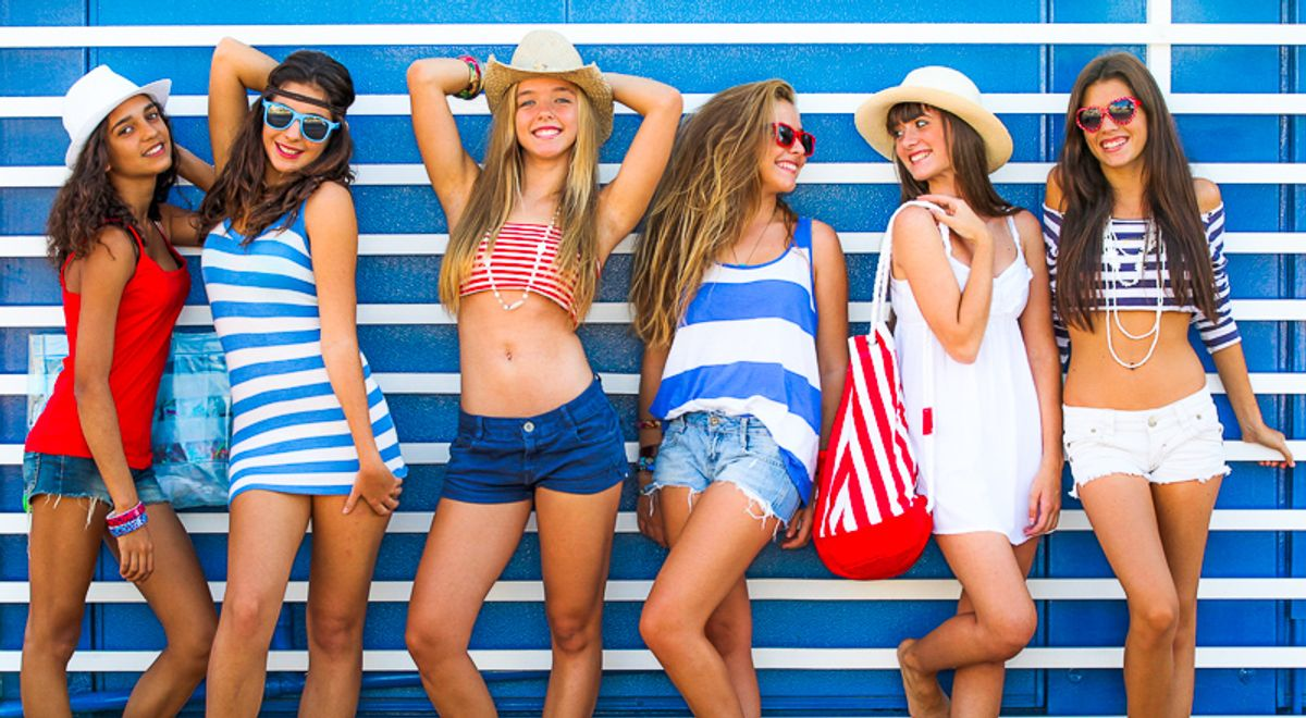 'Granny shouldn't be out here': Maskless spring breakers flout Florida's South Beach COVID-19 rules