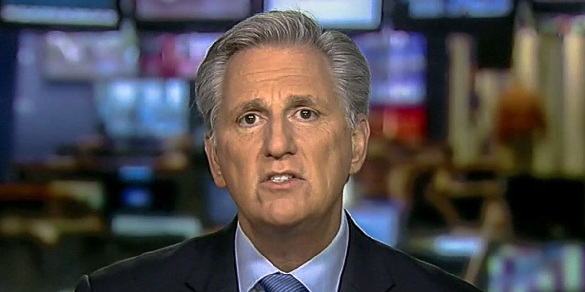 Kevin McCarthy facing furious backlash after claim 'everybody across this country has some responsibility' for Jan 6th attack