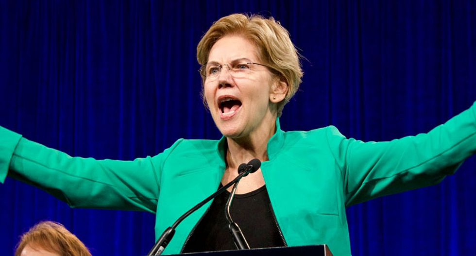 WATCH: Warren sets her sights on Bloomberg's taxes -- after shaming him on Non-Disclosure Agreements