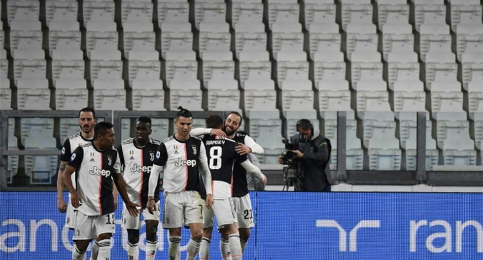 Italian soccer team forced to play in empty stadium as coronavirus rocks Italy