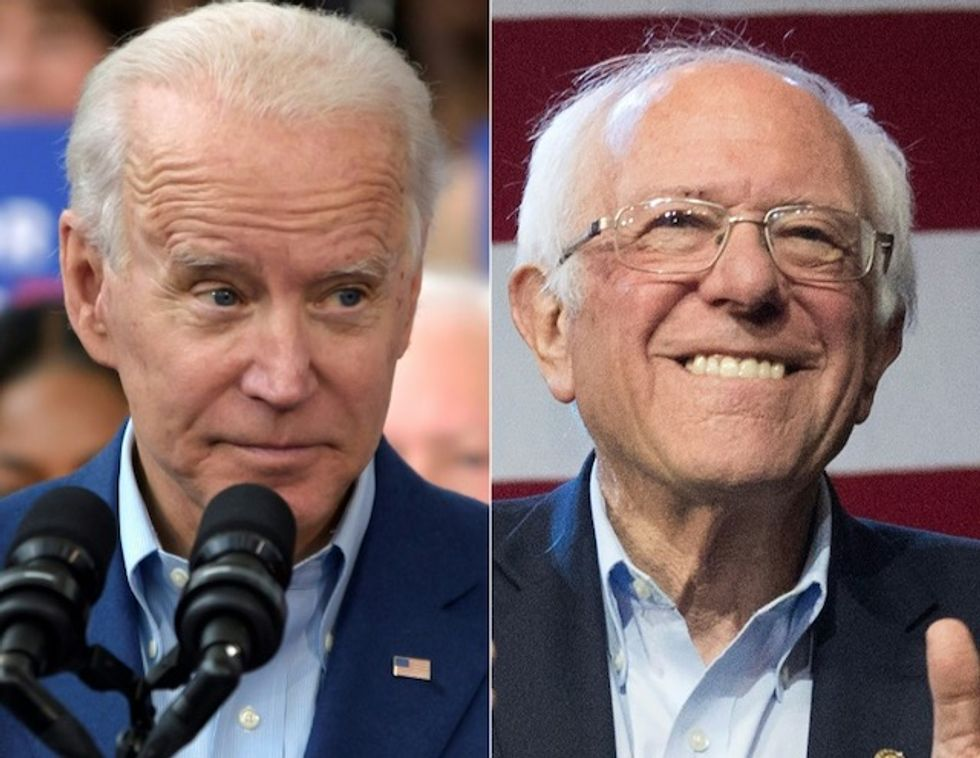 Biden and Sanders face off as six states, including key battleground Michigan, hold primary contests