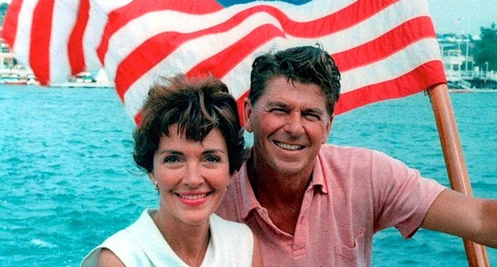 'The Reagans' shows how the Gipper paved the way for politicians pretending they aren't racist