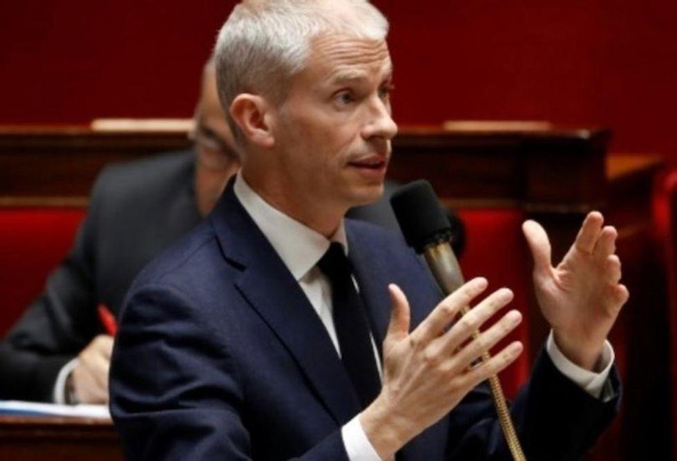 France's culture minister has coronavirus