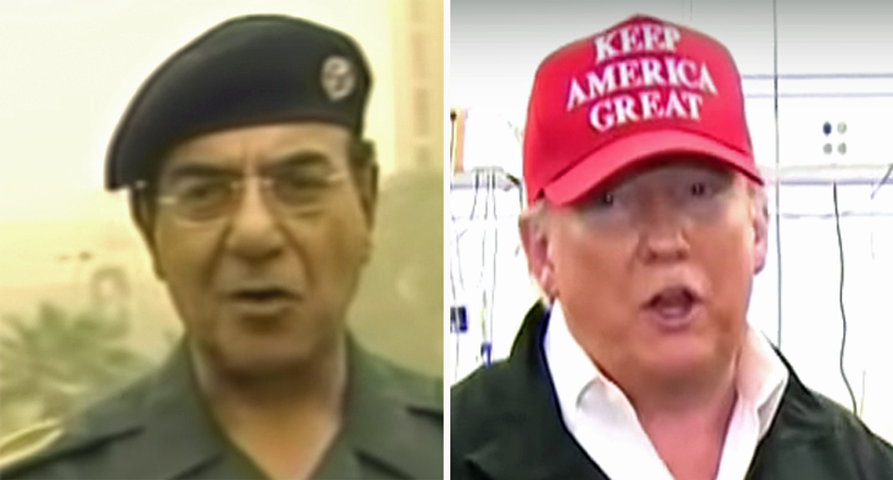 Trump is emulating 'Baghdad Bob' as the nation plunges into chaos: Conservative columnist