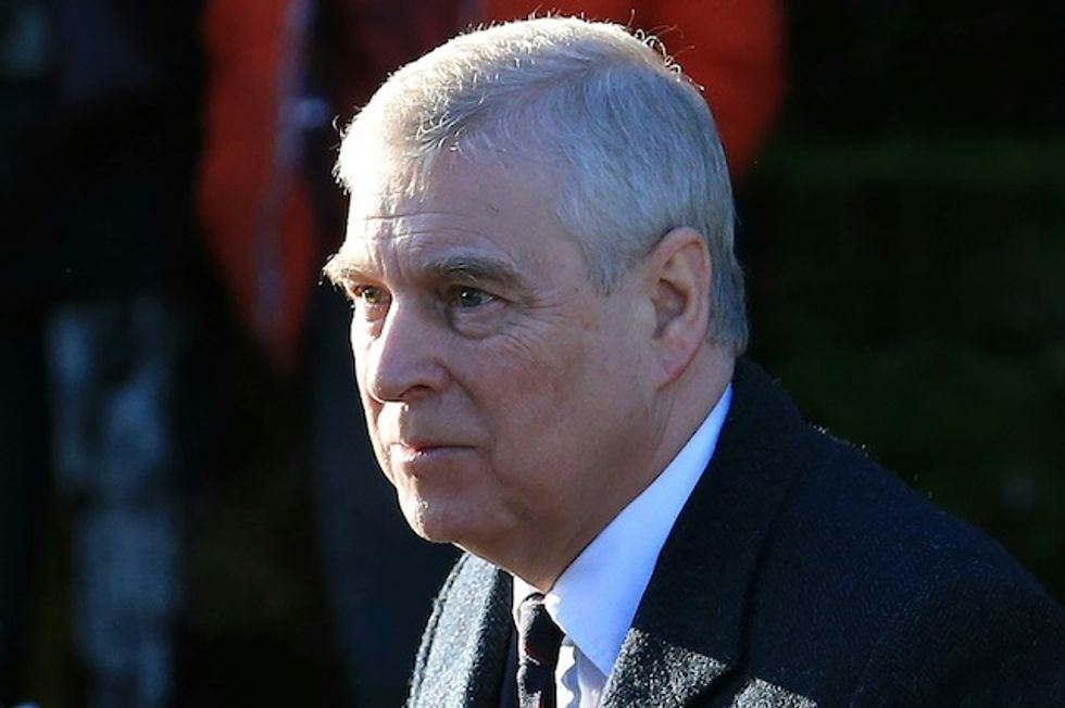 Prince Andrew shuts door on cooperation in Epstein case