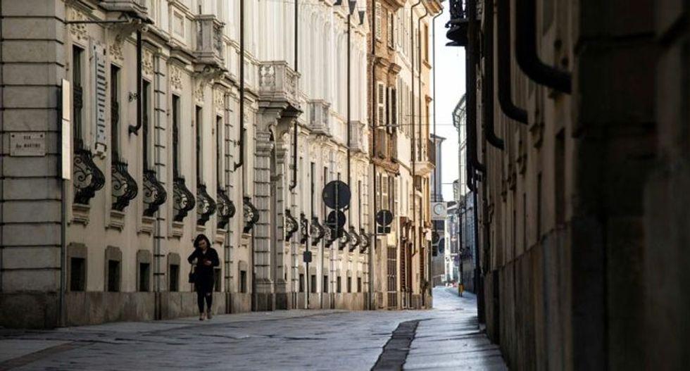 Empty streets and paranoia as northern Italy goes into coronavirus lockdown