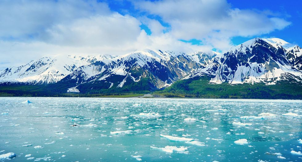Alaska is warming so quickly that weather algorithms can't keep up