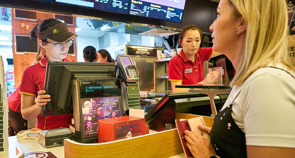 McDonald's announces bold plan to pay workers quarantined due to coronavirus outbreak