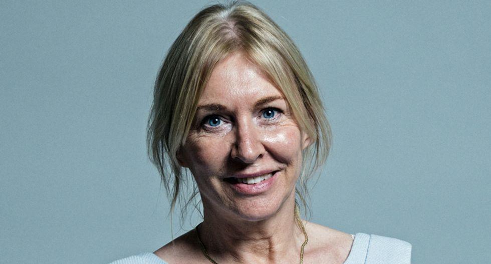 UK Health Minister Nadine Dorries tests positive for coronavirus: 'It's been pretty rubbish'