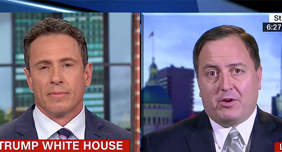 'You don't have the proof': CNN's Cuomo hammers Missouri Secretary of State on baseless voter fraud claims