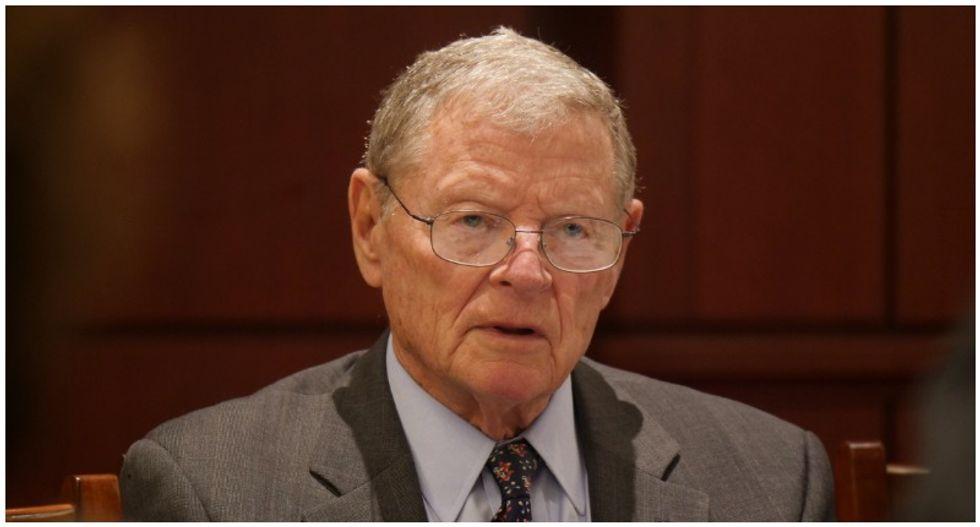 'Wanna shake hands?' GOP senator mocks reporter who asked him what precautions he's taking for coronavirus