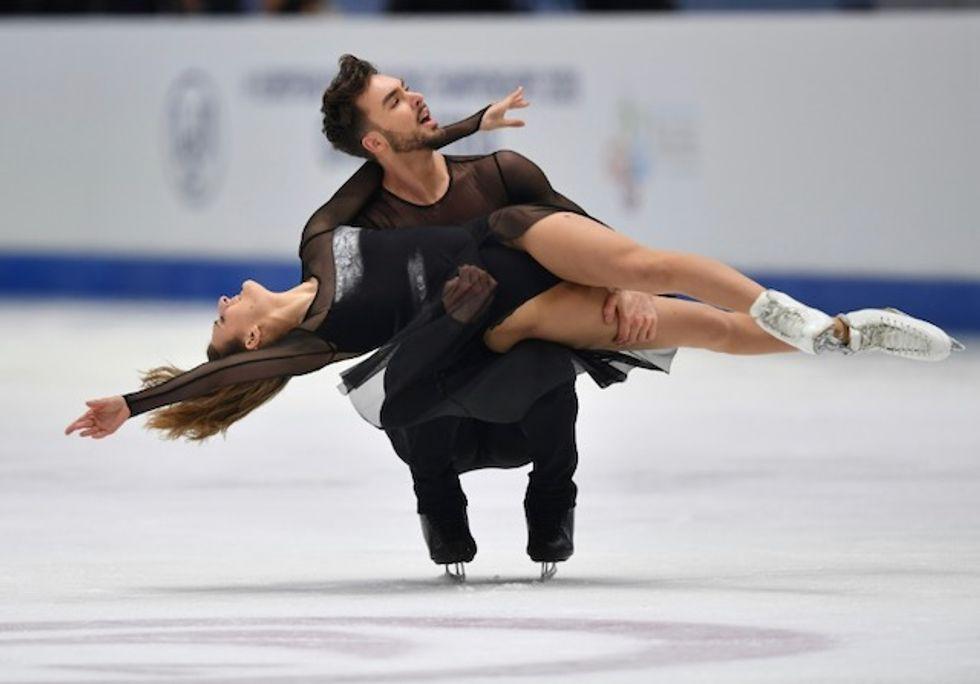 World skating championships canceled over coronavirus