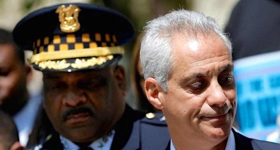 Chicago cop relieved of duties after head-stomping caught on video