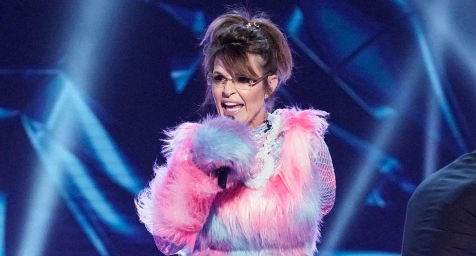 Sarah Palin broke minds by rapping 'Baby Got Back' on TV as White House bungled coronavirus response