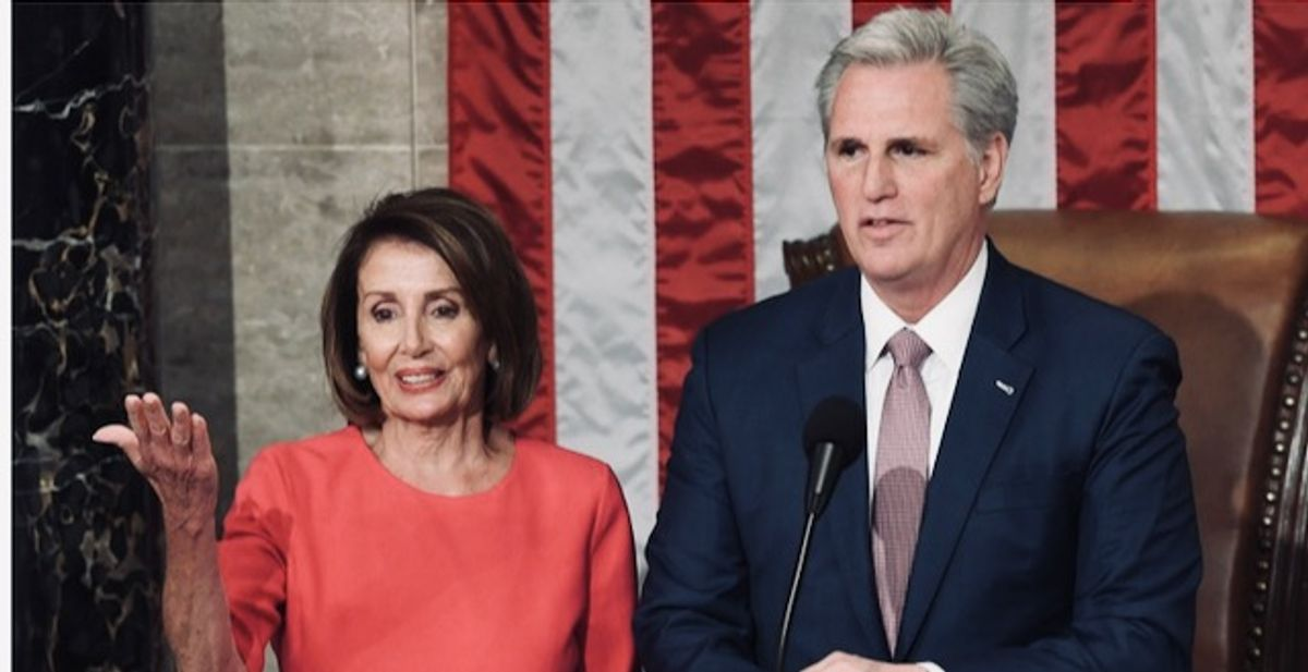 House to make an official call for Mike Pence to invoke the 25th Amendment