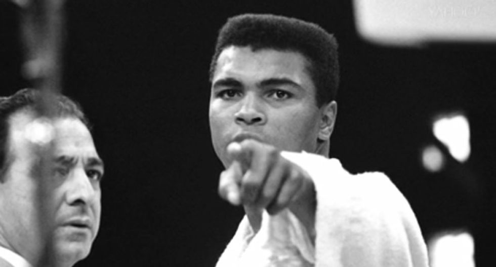 'God paid him back with Parkinson's disease': The death of Muhammad Ali brings out the trolls