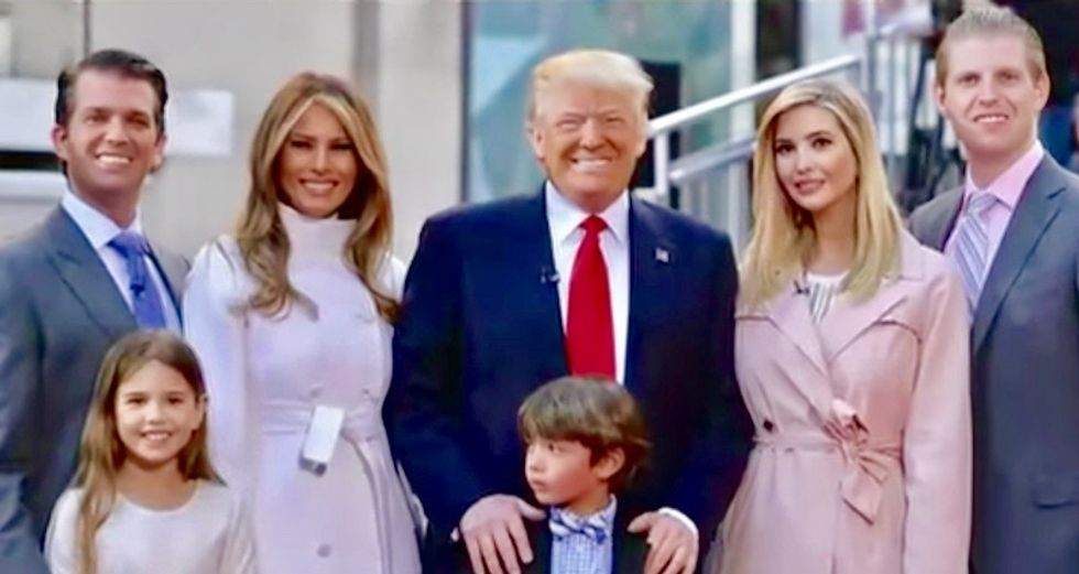 Trump family loses bid to have 'ugly pyramid scheme' class action lawsuit put on hold: report