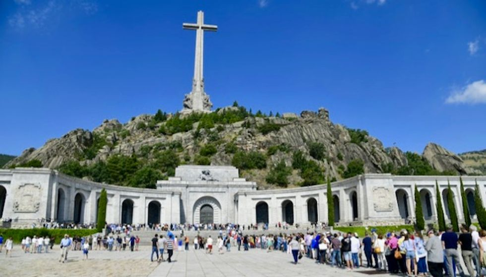Spanish government readies removal of dictator Franco's remains