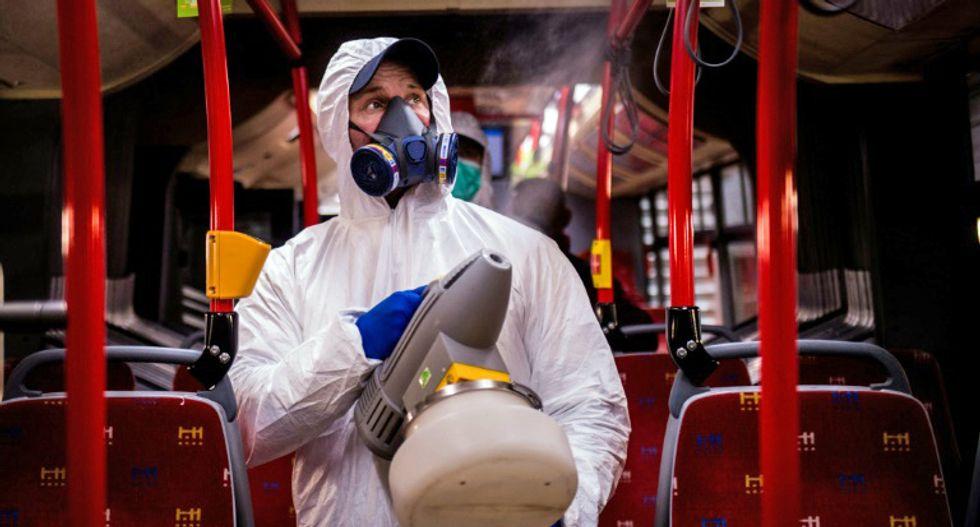 Europe on lockdown as new coronavirus epicenter