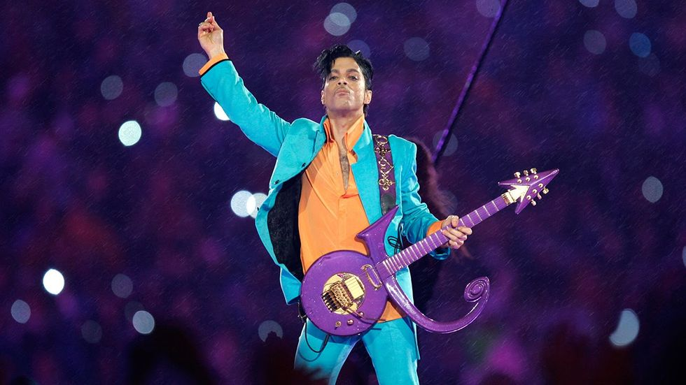 Prince reaches from beyond the grave to bust the Trump campaign in a lie