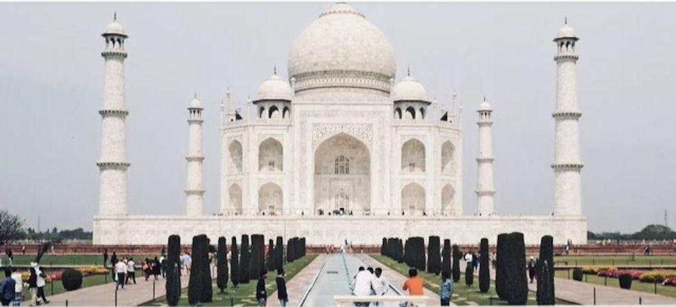 India closes Taj Mahal to visitors over coronavirus fears