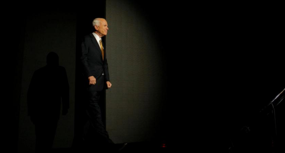 Reactions to the death of U.S. Senator John McCain