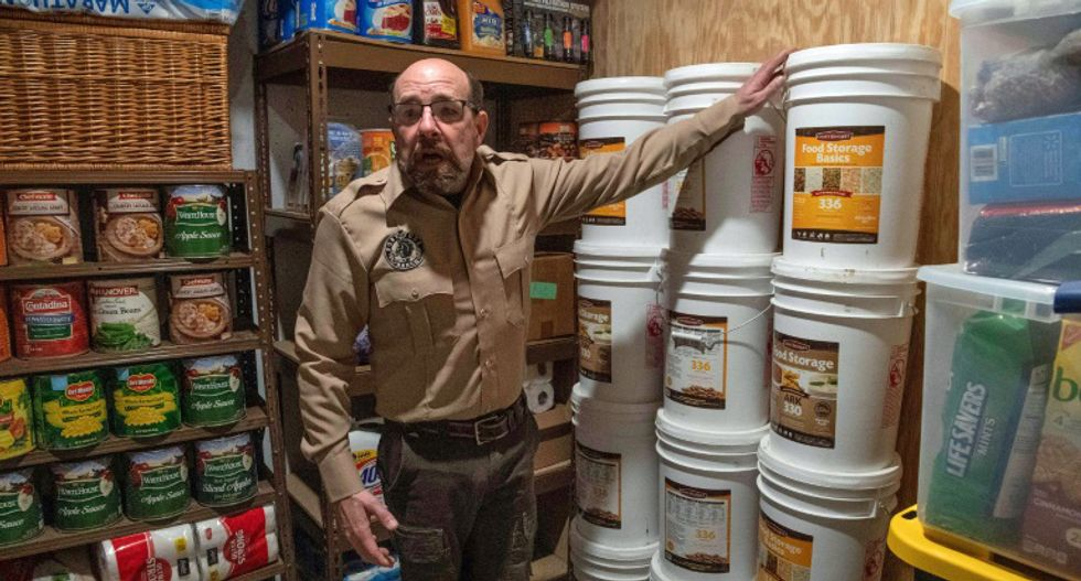 New breed of US survivalists prepped for coronavirus collapse