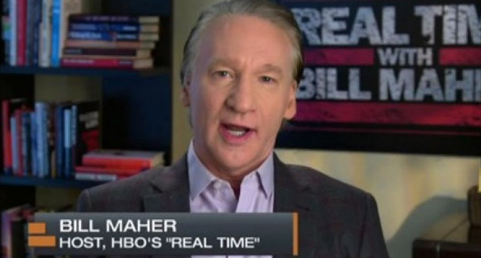 'I regret saying it': Bill Maher apologizes for racial slur after sleepless night 'reflecting' on it