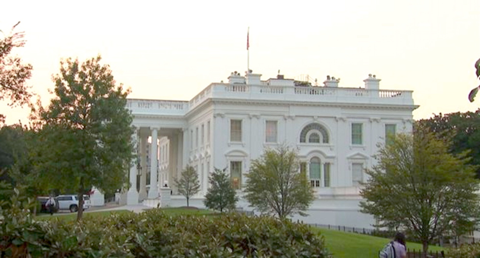 White House flag back at full staff less than 48 hours after John McCain's death