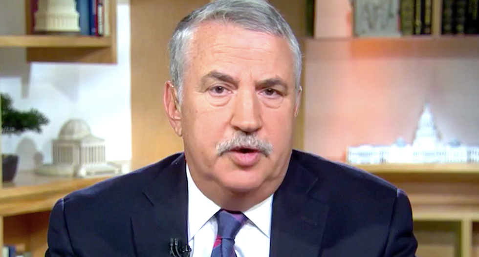 NYT's Tom Friedman slams Trump's 'flat-out stupid' gambit to make his supporters ignore coronavirus safety