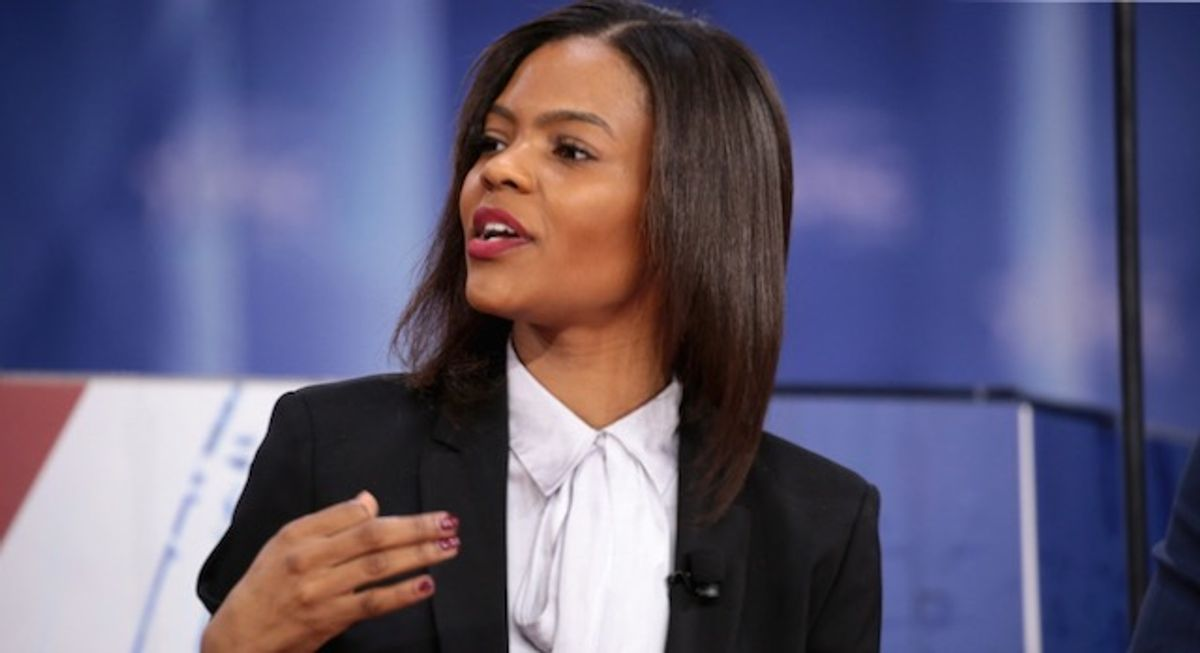 Candace Owens buried by Black conservative for lying in an attempt to incite more racism