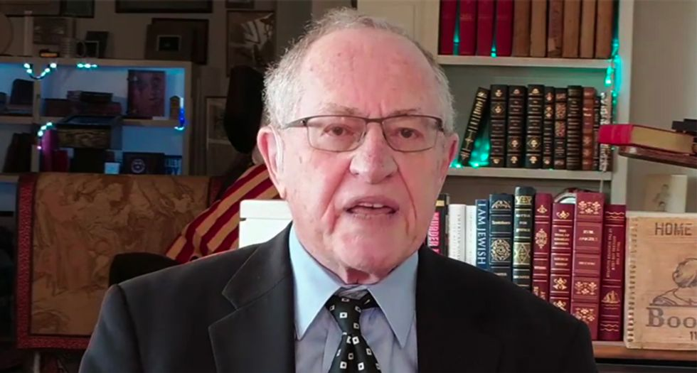 Attorney Alan Dershowitz admits what's best for Trump in Mueller probe may not be what's best for America