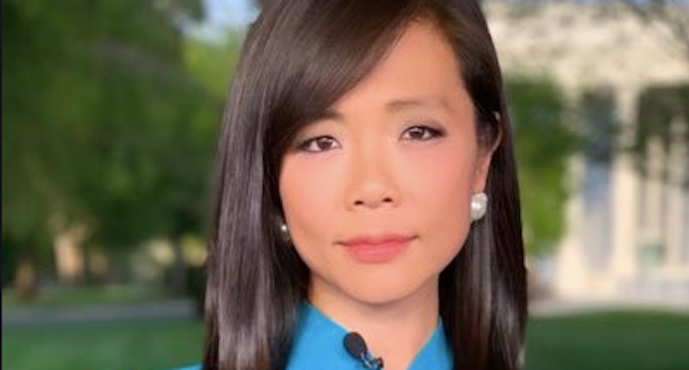 Chinese-American CBS reporter claims White House official made racist coronavirus joke to her face