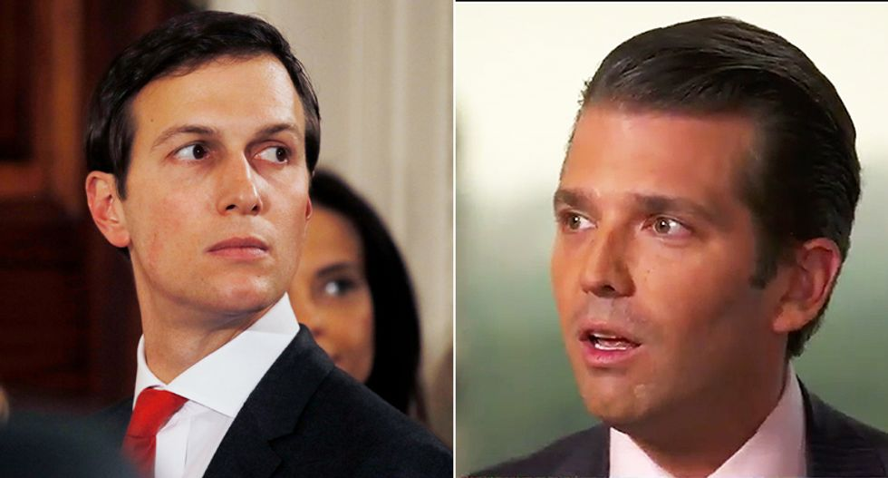 Ex-Obama aide: White House leaks look like they are throwing Trump Jr. to the wolves to save Jared Kushner