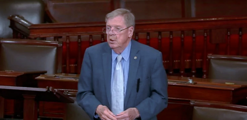 Georgia Republican calls out Trump on Senate floor: 'Anybody who tarnishes McCain's reputation deserves a whipping'