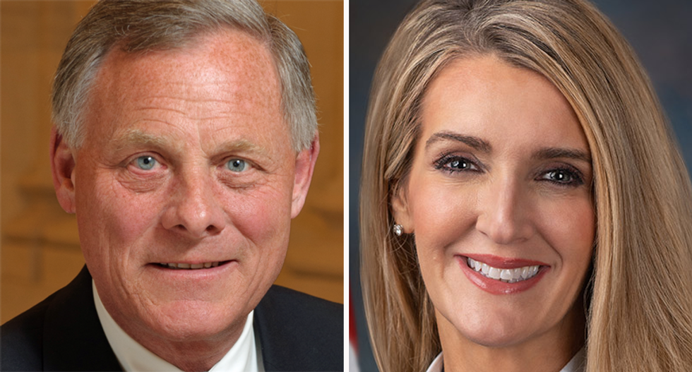 'Richard Burr and Kelly Loeffler need to resign now': Republicans blasted for stock dumping after coronavirus briefings