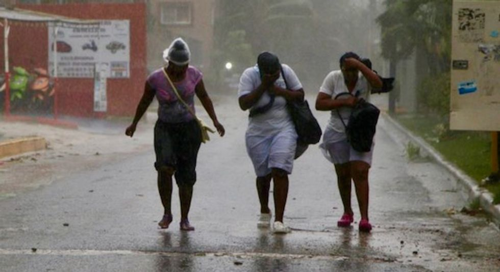 Puerto Rico's official death toll for Hurricane Maria raised from 64 to nearly 3,000
