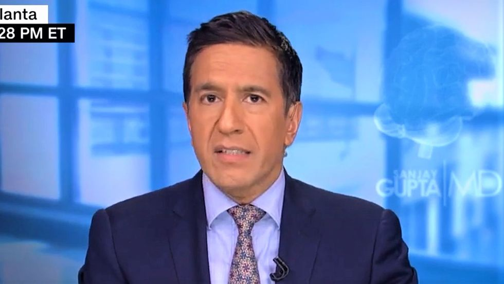 'What happened?' Dr. Sanjay Gupta stunned by reversal that came after Trump attacks FDA as 'deep state'