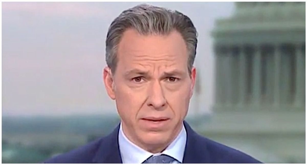 Jake Tapper calls out Marjorie Taylor Greene for 'whitewashing' her delusions -- with more lies