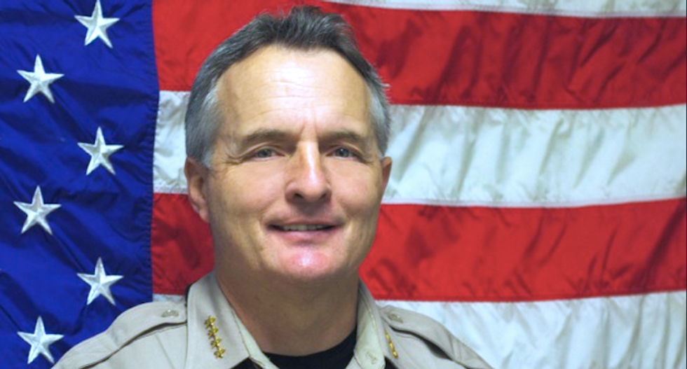 Right-wing sheriff under investigation for intimidating minority voters in California primary