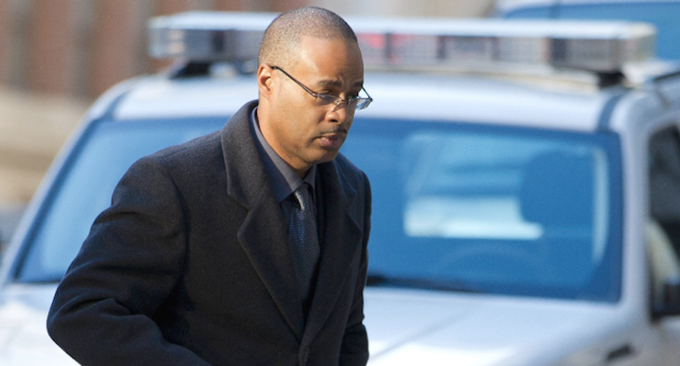 Third Baltimore cop goes on trial for murder in Freddie Gray's death