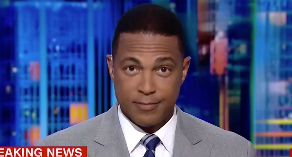 'You can't buy class': Don Lemon nails why Trump is so obsessively jealous of Obama